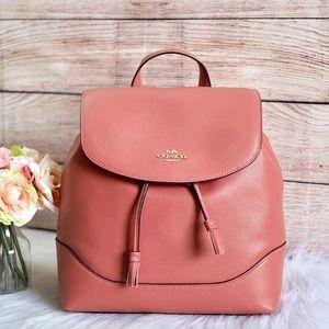 🐳COACH Elle Backpack